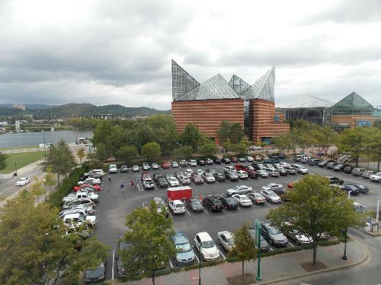 Courtyard by Marriott Chattanooga Downtown: Tennessee Aqaurium/River