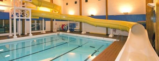 Flume Picture Of Atlantis Leisure Oban Tripadvisor