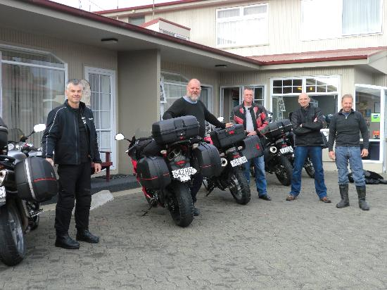 Tower Lodge Motel: Motorbike friendly with secure garaging
