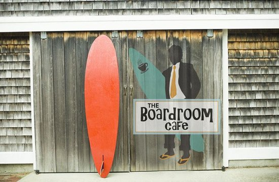 The Boardroom Cafe