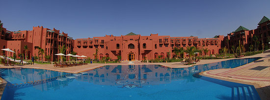Palm Plaza Marrakech Hotel &amp; Spa: pool