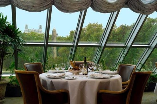 Members dining room new york city restaurant reviews for Dining room at the met