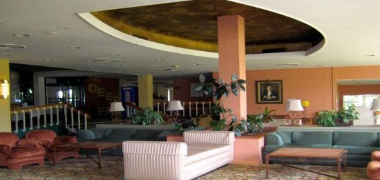 Monticello, Nowy Jork: lobby