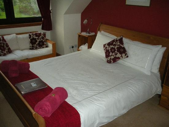 Mavisburn Bed & Breakfast: Our very nice room !