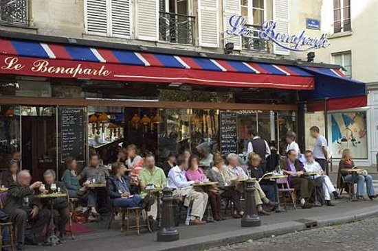 le bonaparte cafe brasserie paris restaurant reviews