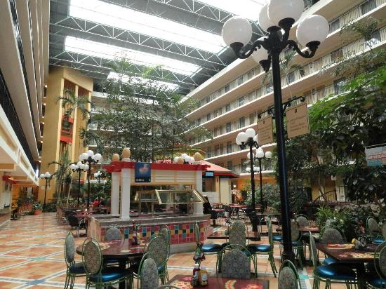 Embassy Suites Orlando/Lake Buena Vista Resort: Center of Hotel
