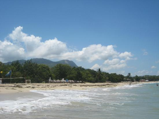 Lifestyle Holidays Vacation Club: View of Golden Sands Beach (sister resort avail to VIP)
