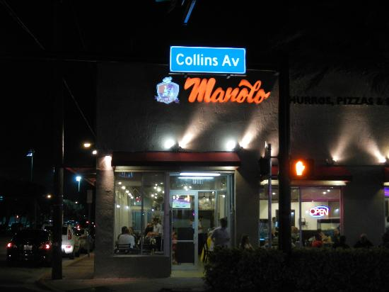 Manolos Miami Beach Collins