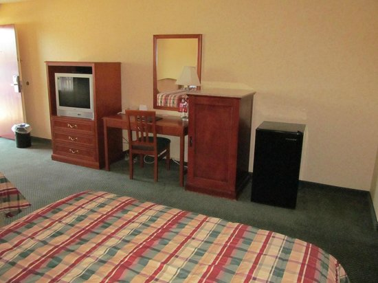 Red Lion Hotel Coos Bay: big room