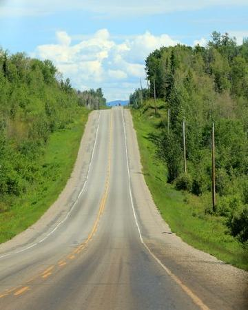 Cariboo & John Hart Highways