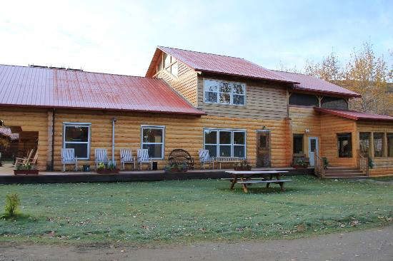 Kantishna Roadhouse Lodge