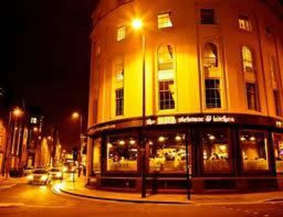 The hub alehouse and kitchen liverpool restaurant