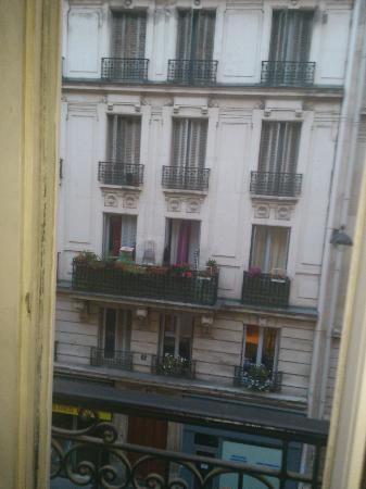 New Hotel Candide: view from room