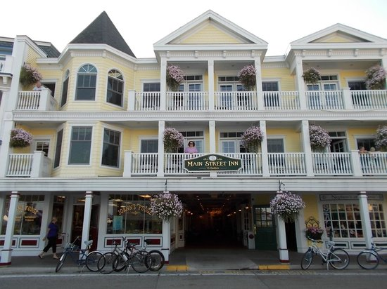 Photo of Main Street Inn and Suites Mackinac Island