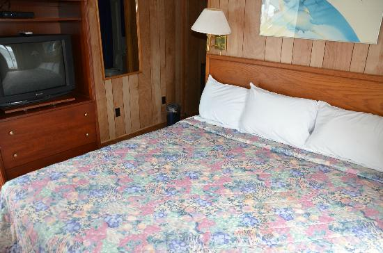 Sea Cove Motel: King Room