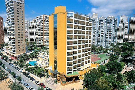 Photo of Servigroup Castilla Benidorm