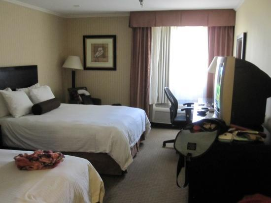 BEST WESTERN PLUS Markland Hotel: Double room