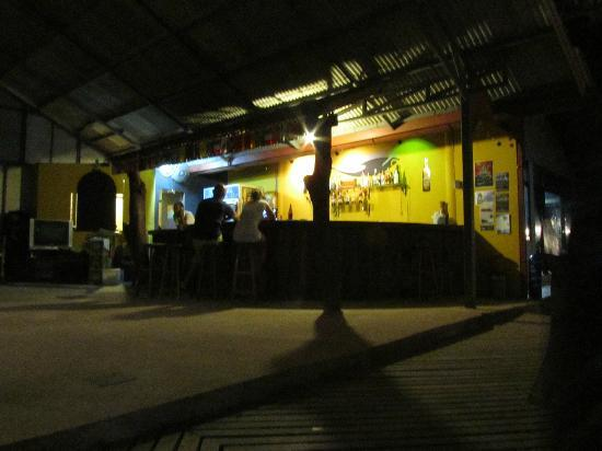 The Bar at Crystal Dive Resort
