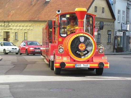 Tourist Sightseeing Train