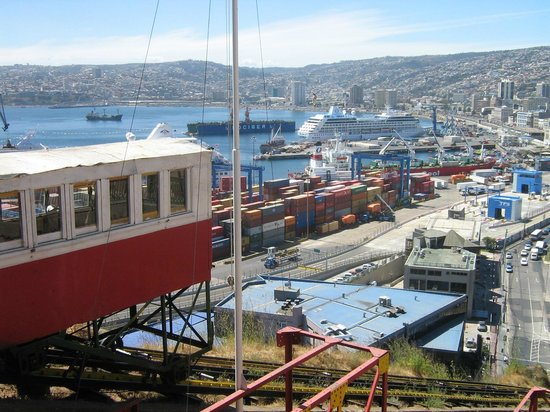 Hotels Near Valparaiso In
