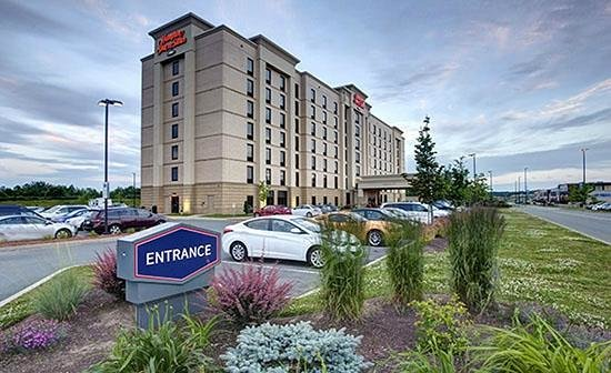 Hampton Inn &amp; Suites by Hilton Halifax - Dartmouth: Exterior