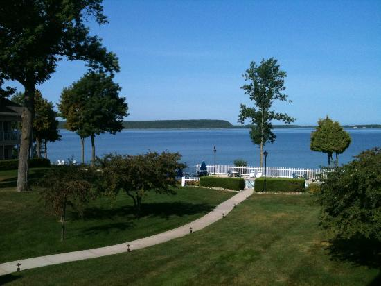 Westwood Shores Waterfront Resort : Gorgeous view from our room