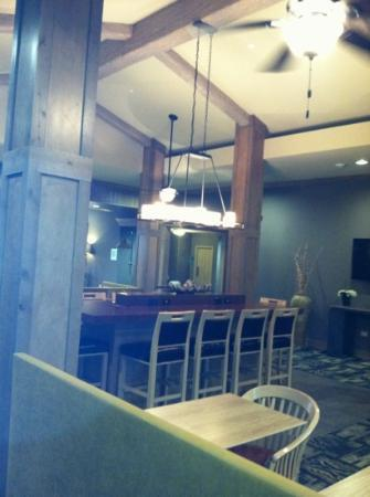 Homewood Suites by Hilton Austin / Round Rock: lodge area
