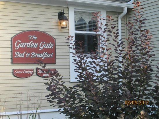 The Garden Gate Bed & Breakfast