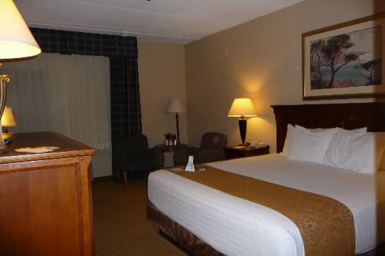 Best Western PLUS Waterbury - Stowe : Room
