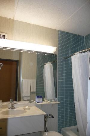 Best Western PLUS Waterbury - Stowe : Bathroom
