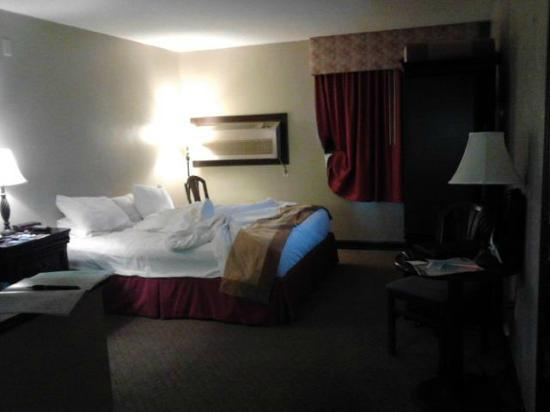 Welk Resort Branson: view of room from doorway