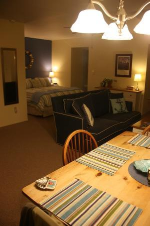 Lovejoy Inn on Whidbey Island: Carriage house room