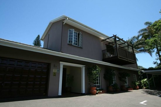 Westville Bed & Breakfast: Front view of 8A Haven Road
