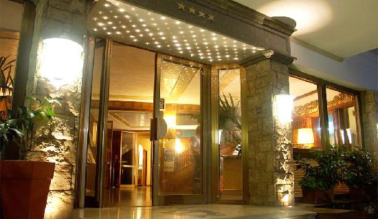 Hotel Maga Circe: Ingresso