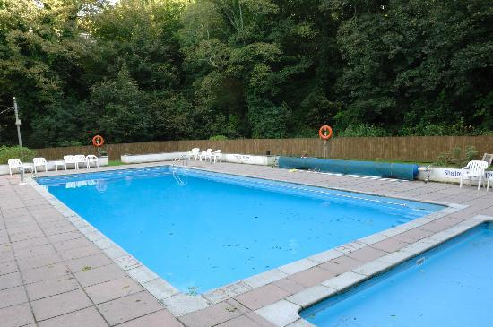 Swimming Pool Picture Of Cottage Hotel St Ives Tripadvisor