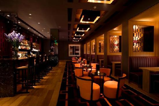 The Bar @ The Fitzwilliam Hotel Belfast