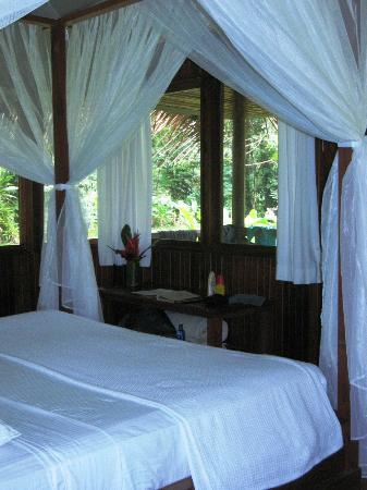 Pacuare Lodge: Inside