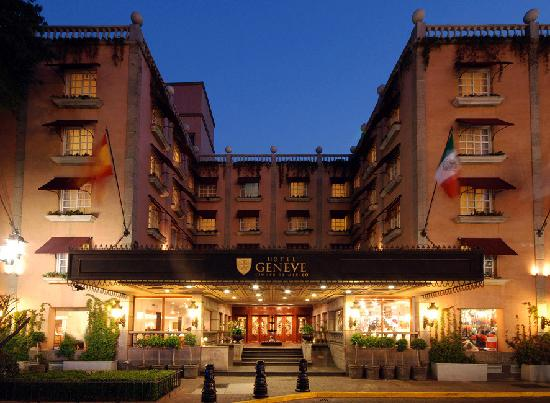 Hotel Geneve Ciudad de Mexico