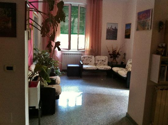 Albergo Andrea: Hall