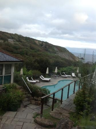 The Cove Cornwall: room 8