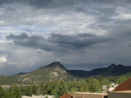 Rocky Mountain Park Inn: view frm our room