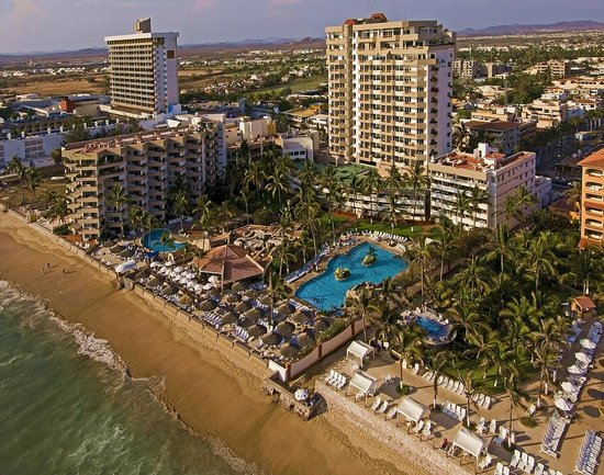 The Inn at Mazatlan: Vista aerea