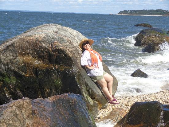 Ruby's Cove Bed and Breakfast: Donna secret Beach