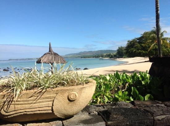 Shanti Maurice A Nira Resort: beach with great scenery