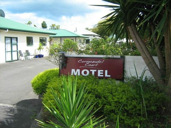 Photo of Coromandel Court Motel The Coromandel