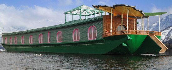 Butterfly Group of Houseboats