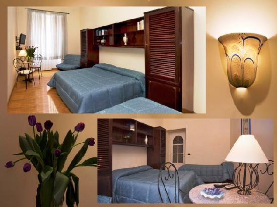 Vatican Suites Inn: interior mix