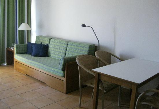 Sunwing Resort Sandy Bay: 2 room appartment with seaview