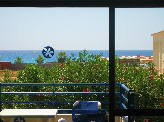 Sunwing Resort Sandy Bay: View from 2 room apartment, second floor