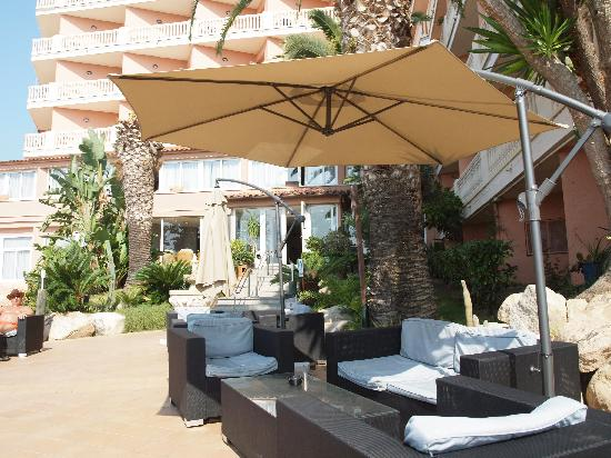 Alba Seleqtta Hotel: chill out